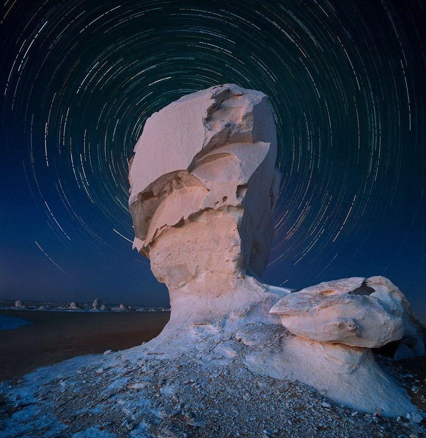 White Desert National Park Egypt 6