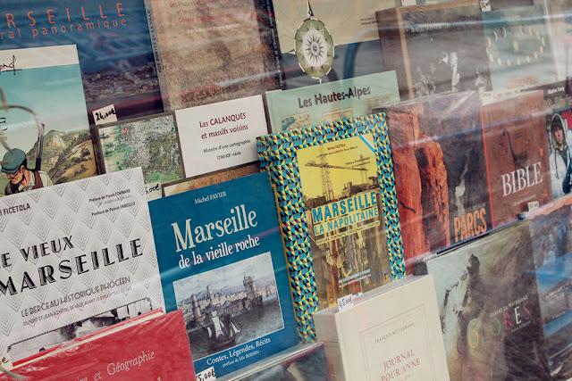 Librairie Voyage Marseille