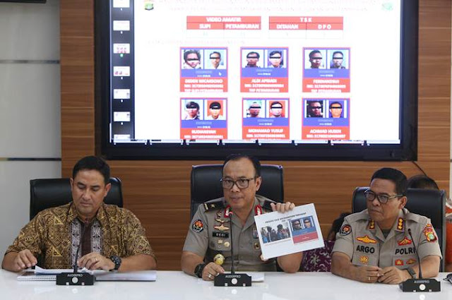 Polisi: 8 Kelompok Rancang Kerusuhan 21-22 Mei