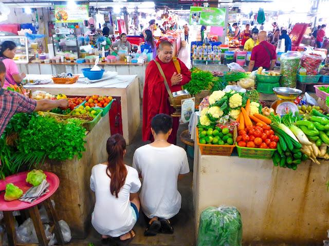 Thai Secret Cooking Class and Organic Garden Farm.