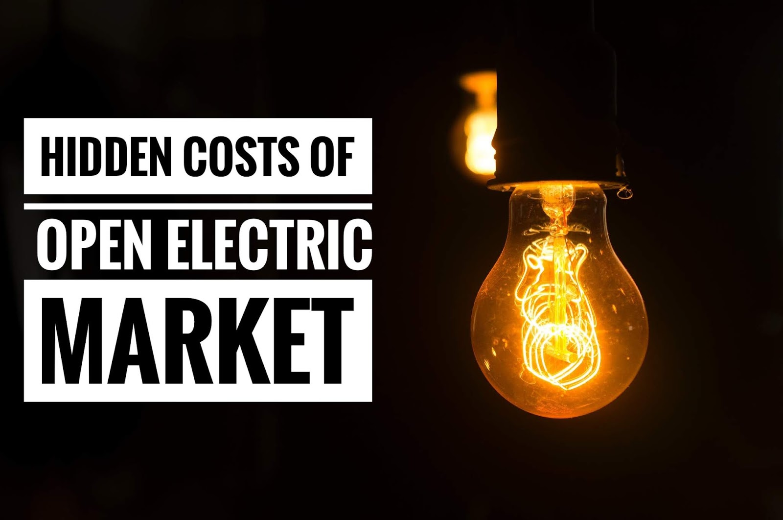 Switching to a new Open Electricity Market Supplier - 12