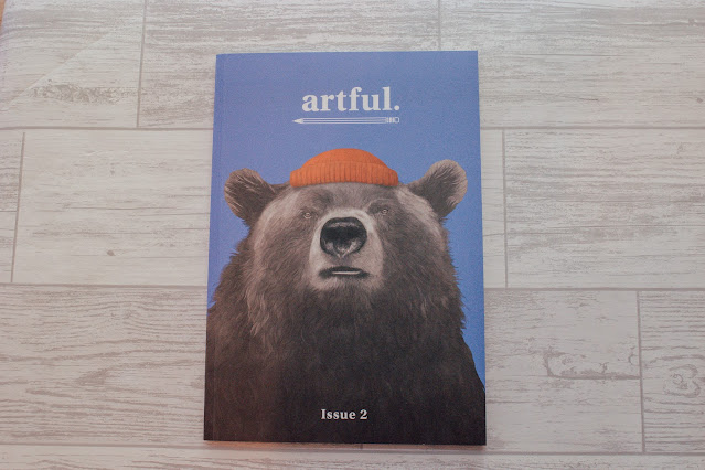 Artful Issue 2 cover