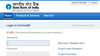 Activate SBI Debit Card using Internet Banking