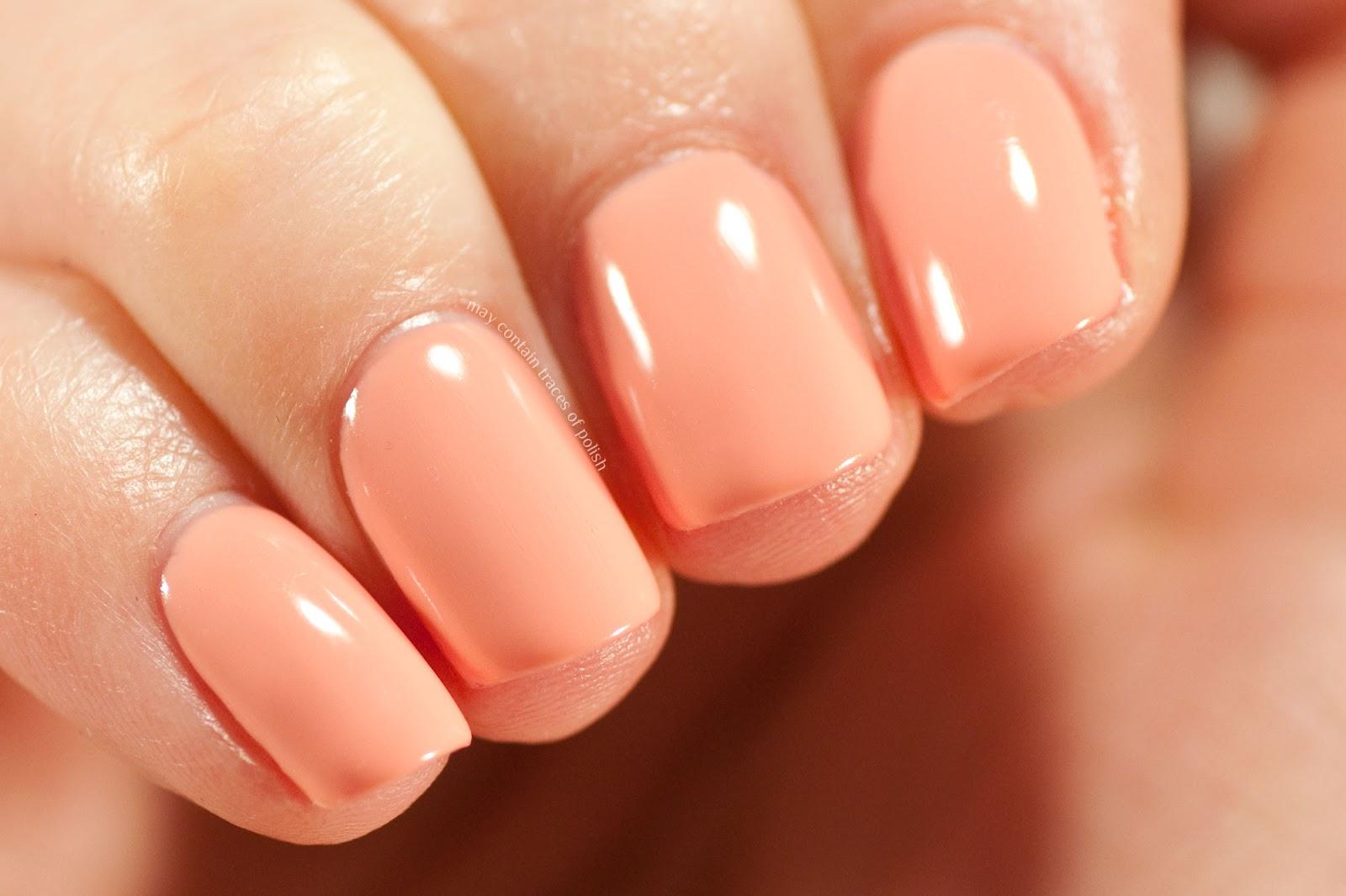 Pink Gellac 286 Serenity Orange Felicity Collection