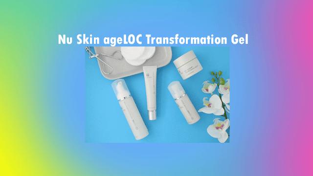 jual ageloc transformation gel nu skin