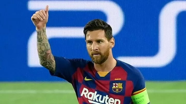 Messi already in Barcelona: Renewal imminent
