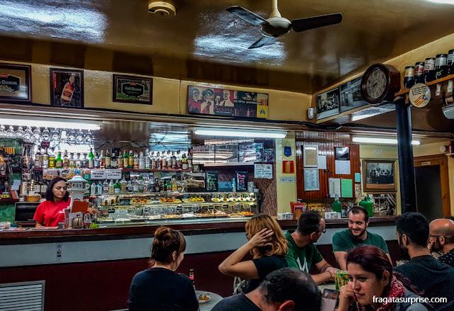 Bar La Masia, Raval, Barcelona
