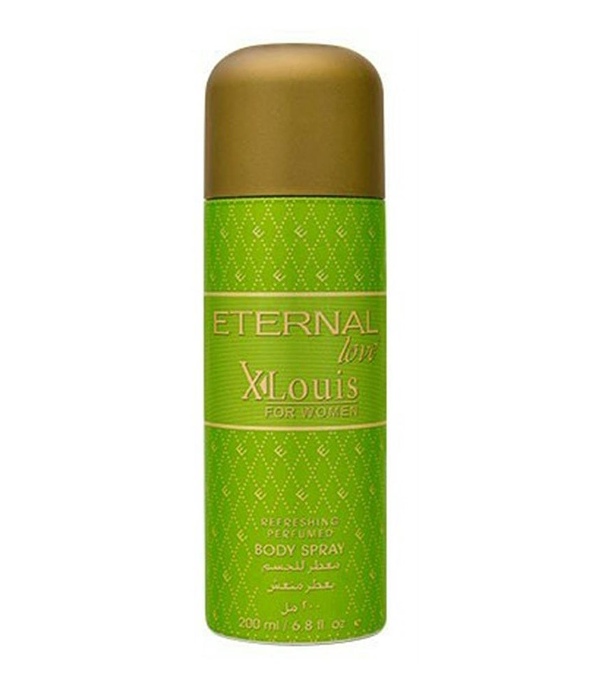 Eternal Love Xlouis For Women Body Spray 200 ML