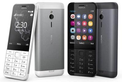 harga HP Nokia 230 terbaru