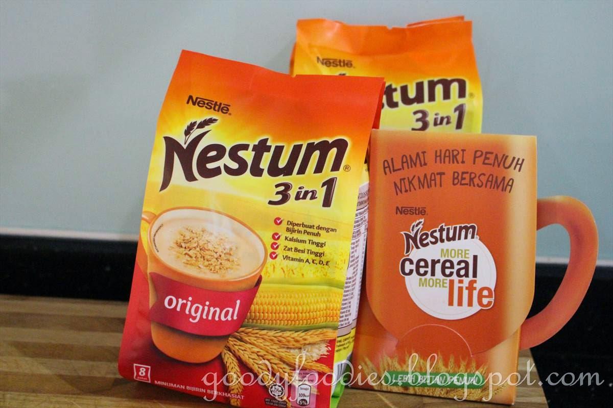 How To Make Nestum Drink