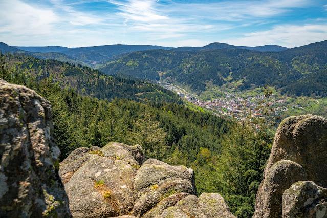 Premiumwanderweg Murgleiter | Etappe 2 von Gernsbach nach Forbach | Wandern nördlicher Schwarzwald 25