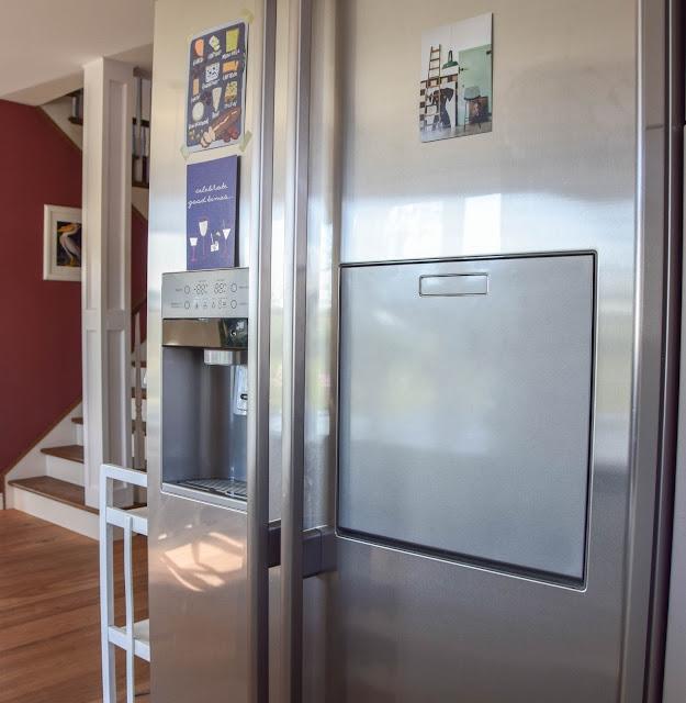 Mein Side-by-Side Kühlschrank und die neue Einräum-Technik. OTTO Shopping Festival, Hanseatic Kühlschränke, #was1festival, Werbung