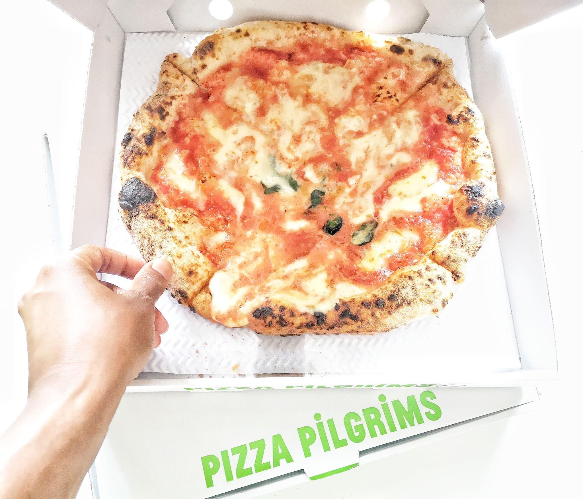 Pizza in London
