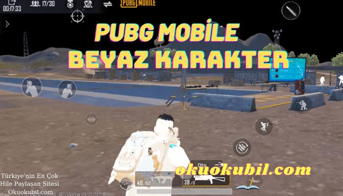 Pubg Mobile 1.4.0 Beyaz Karakter Config Sekmeme, Çim Yok, Sis Yok
