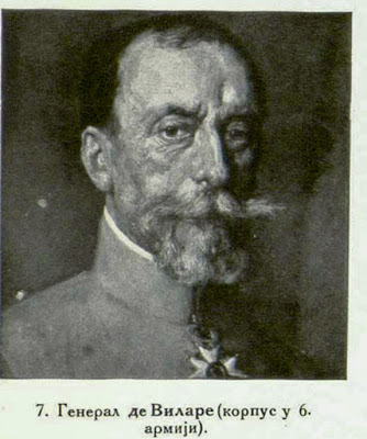 General de Villaret (corps of the 6th Army).