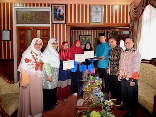 Tadris Fisika FTIK IAIN Batusangkar, Sang Juara!