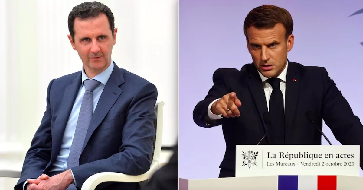 Assad And Macron Claim That Turkey is Sending Jihadis To Fight Armenia In The Emerging Conflict Over Artsakh