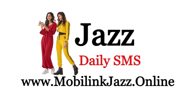 Jazz Daily SMS Package and WhatsApp Updated | Mobilink