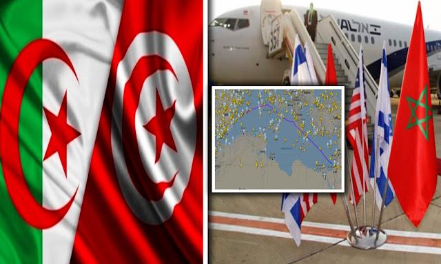 Normalisation Maroc/ Israël: L'avion israélien évite l'espace aérien tunisien
