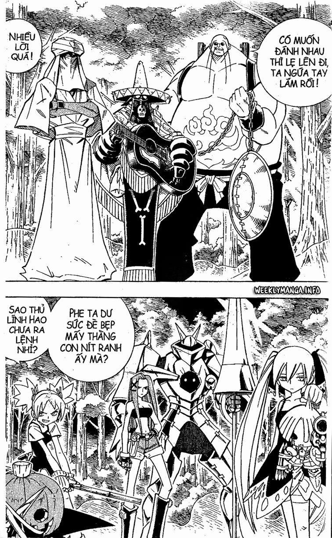 Shaman King [Vua pháp thuật] chap 198 trang 11