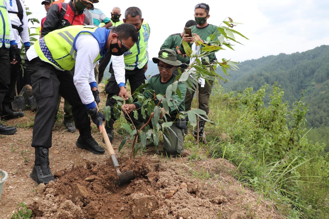 Bukit Sipako Karanggayam Disiapkan jadi Wisata Agro