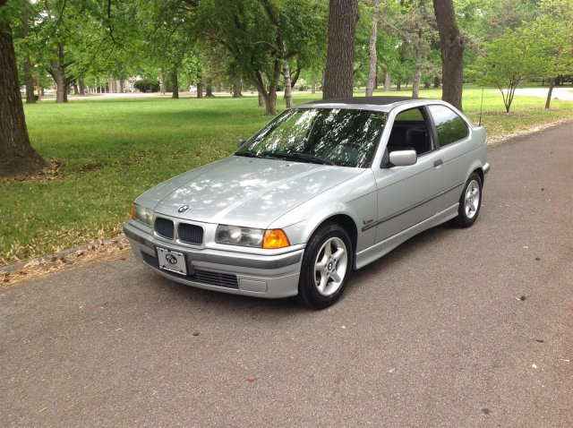 1996 Bmw 318ti California Top Edition Manual Transmission