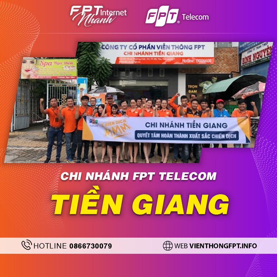 chi nhánh FPT Tiền Giang - Tổng đài lắp Internet và Truyền hình FPT