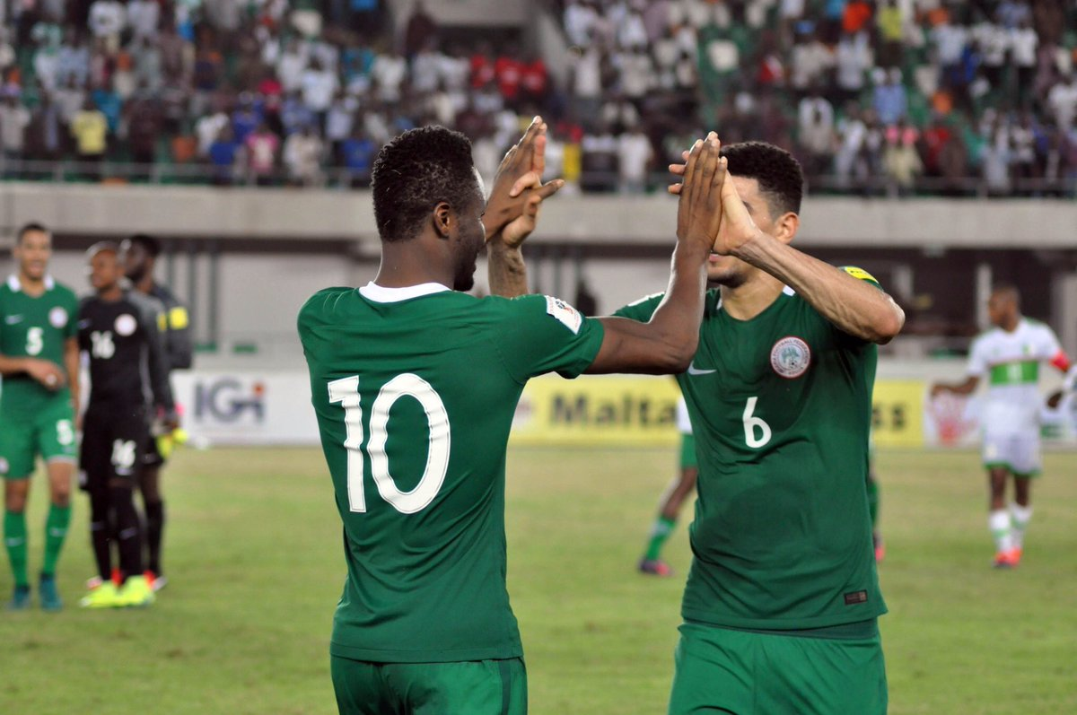 9e50dbb4a The Super Eagles of Nigeria will face Poland in a pre-World Cup friendly  match on March 23, 2018, according to reports.