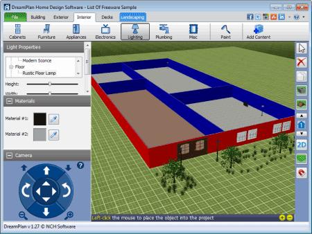 Software Desain Rumah - DreamPlan Home Design