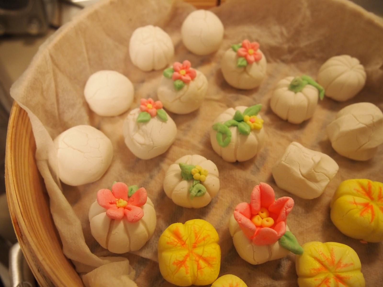 Something Sweet: Sweet Korean Rice Cakes (Seong Peyon)