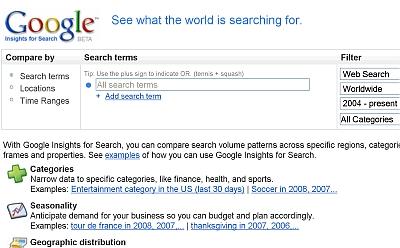 Cara Mengetahui 10 Keyword  Paling Banyak Dicari dengan Google  Tranding