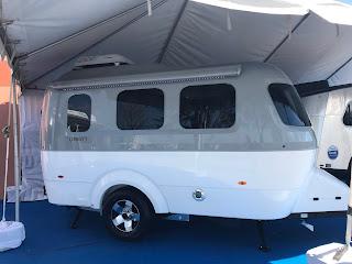 Airstream Nest at RV SuperShow