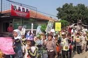 SDN Cilebut 5 Bogor Adakan Karnaval Selamatkan Bumi