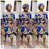 Classical Ankara Short Gown Styles For Beautiful African Ladies