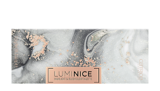 Catrice Visual wow & effects  luminice glow palette