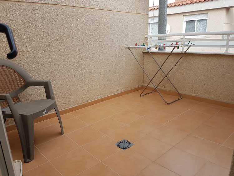 venta de chalet unifamiliar paseo de gata grao castellon terraza2