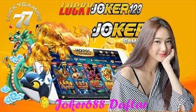Joker688 Daftar Situs Slot Online TerFavorit Tahun 2020