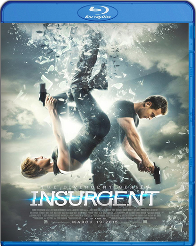 The Divergent Series: Insurgent [BD25] [2015] [Latino]