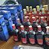 झाझा : GRP ने जनशताब्दी एक्सप्रेस में की छापेमारी, 41 बोतल विदेशी शराब बरामद
