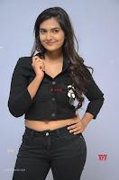 Neha Deshpandey in Black Jeans and Crop Top Cute Pics Must see ~  Exclusive Galleries 020.jpg