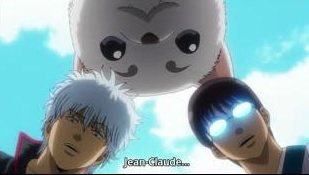 Gintama.: Shirogane no Tamashii-hen Episode 3 English Subbed