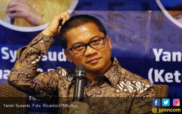 Yandri: Tidak Ada Relawan Kornas Prabowo Bergabung di BPN