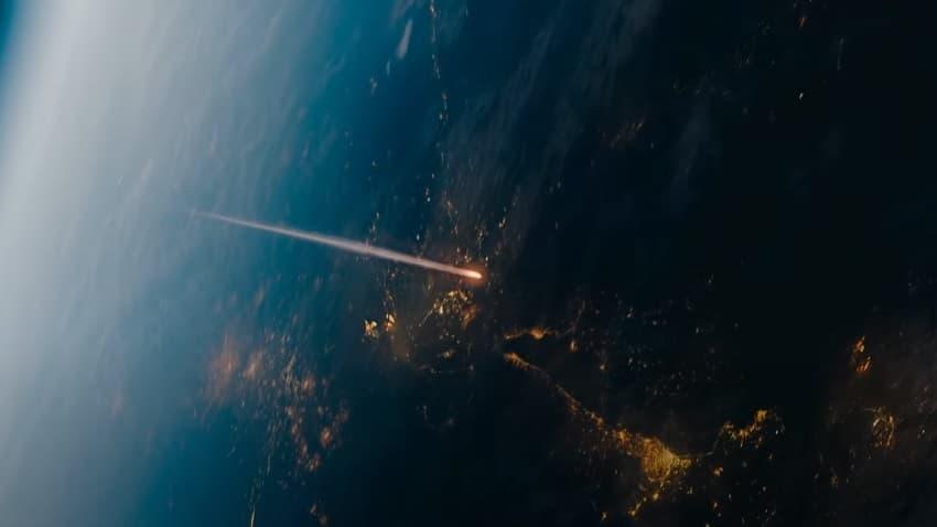 Amazon показал трейлер фантастического триллера Encounter - премьера в декабре