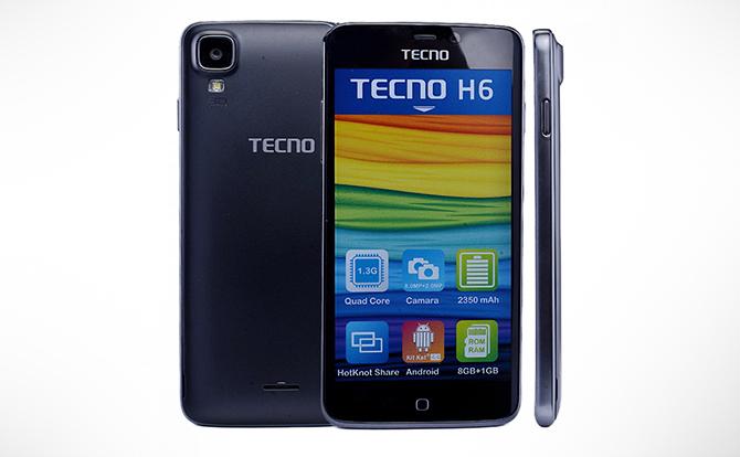 Download Tecno H6 Rom Firmware