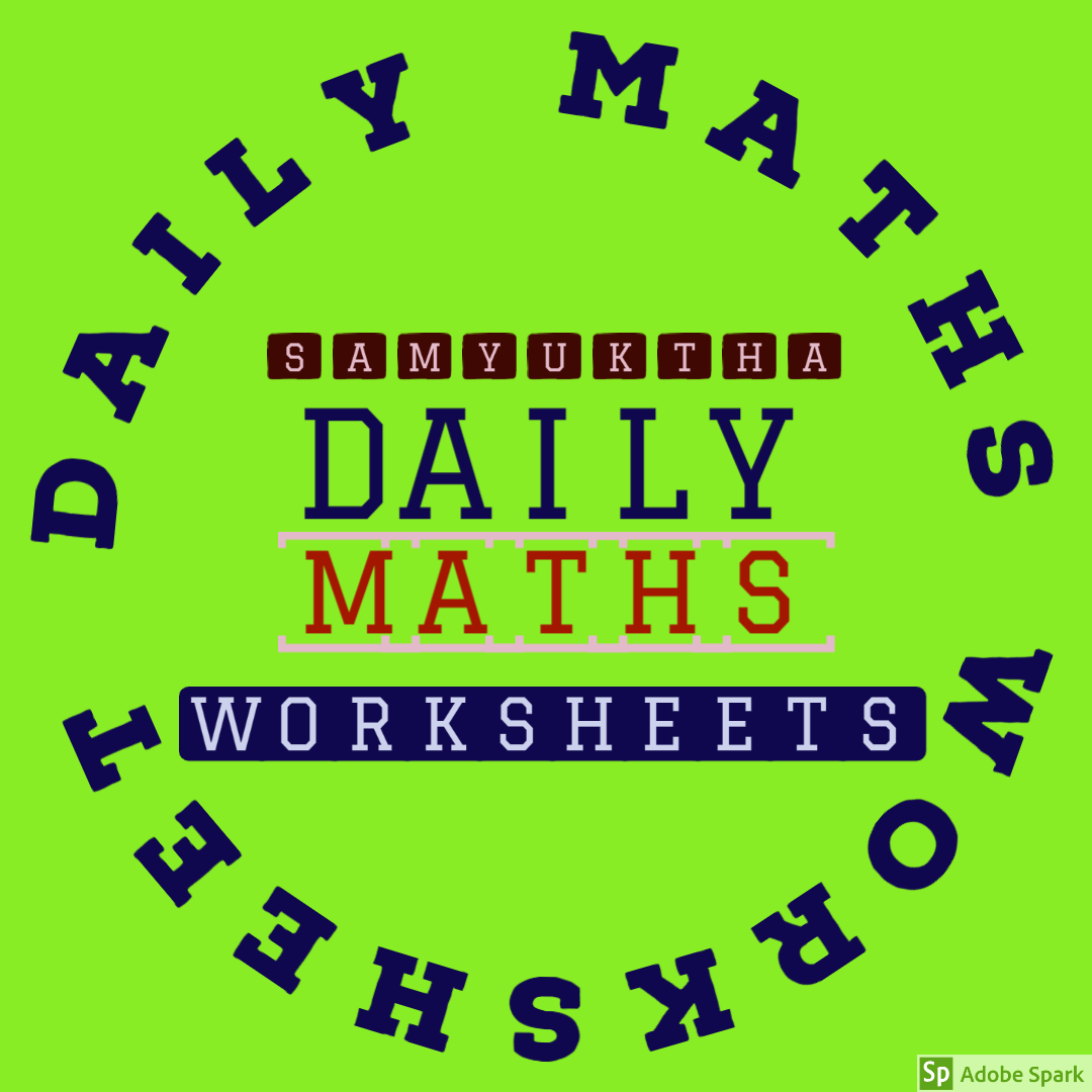 226 Daily Maths Dynamic Division Worksheets Collection By