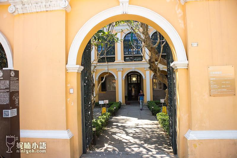 【澳門景點】何東圖書館。現存澳門最大世界遺產園林式圖書館