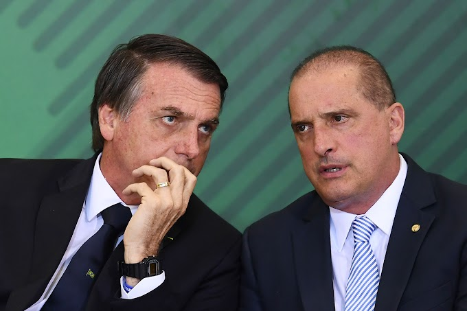 Dois Ministros do governo Bolsonaro testam positivo para coronavírus