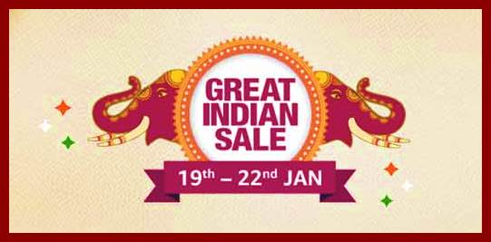Amazon Great Indian sale