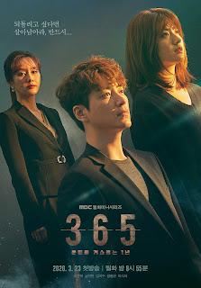 review drama korea 365 repeat the year