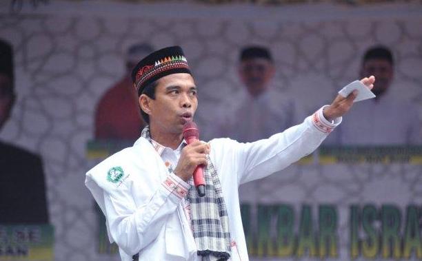 Da'i Kondang Ustadz Abdul Somad Resmi Bercerai dengan Sang Istri